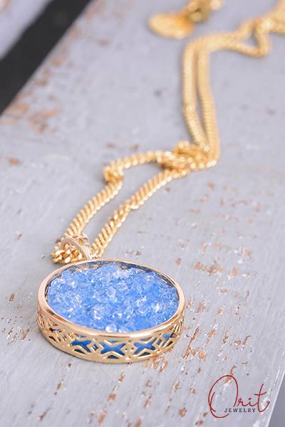 כחול זהבב