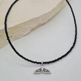 זנב סנפיר שחור